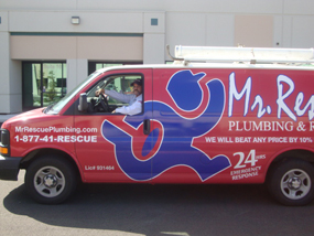 Mr. Rescue Plumbing and Drain Cleaning