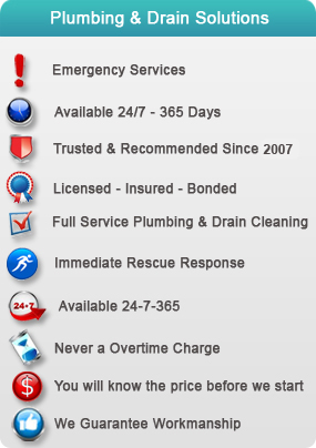 Mr Rescue- Plumbing & Drain Cleaning